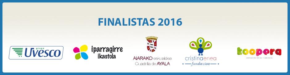 Finalistas 2016